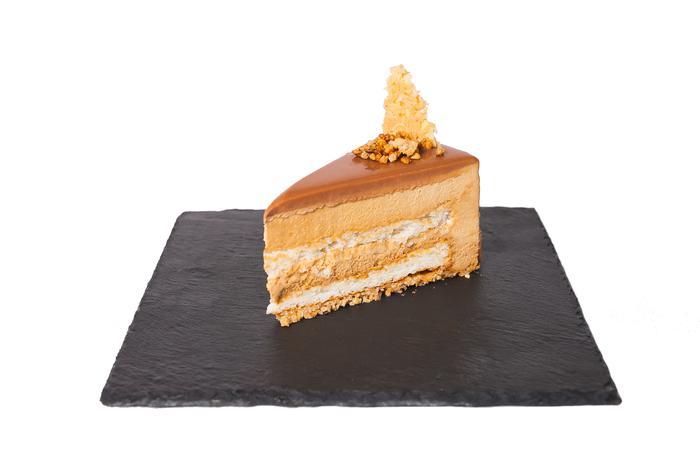 Lešnikova torta / Noisette Entremet